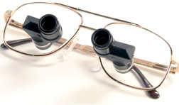 The VES-Mini can be prescribed for distance or near and for one or both eyes.